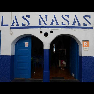 Las Nasas
