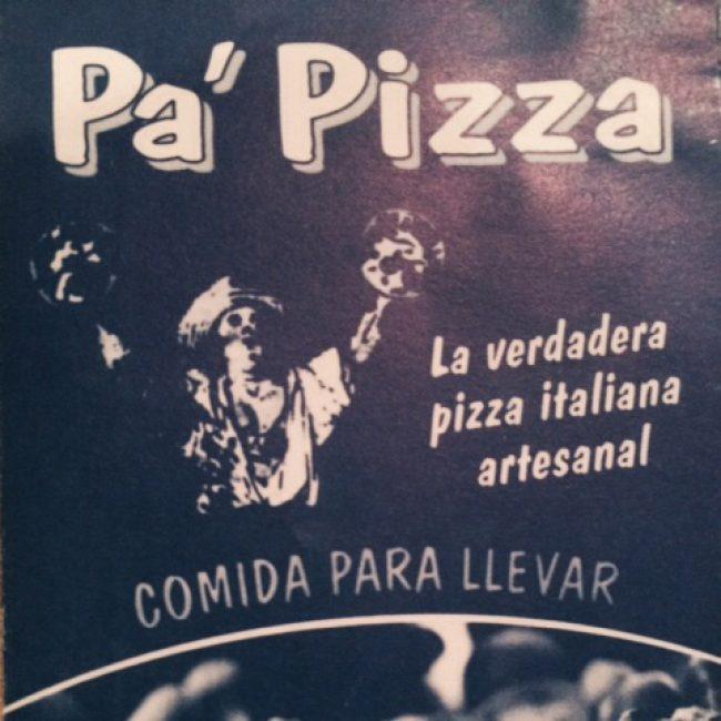 Pa' Pizza