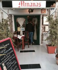 Restaurante Minanas